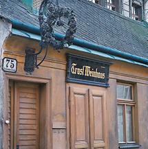 Weinhaus in der Dornbacherstraße