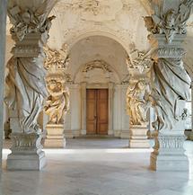 Wien: Schloß Belvedere (2)