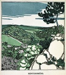 Wiener Werkstätte-Postkarte