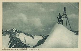 Der Gipfel des Säuleck