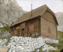 Voisthaler Hütte