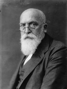 Portrait Ferdinand Hochstetter