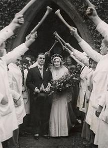 Hochzeit eines Arztes