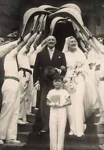 Hochzeit eines Basken