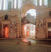 Wien: Hofburg, Michaelertor