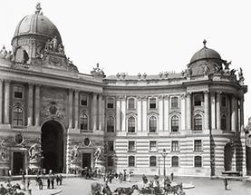 Das Neue Burgtor in Wien