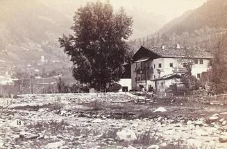 Sandhof in St. Leonhard