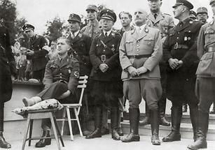 Reichsparteitag in Nürnberg 1933
