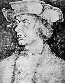 Der österreichische Komponist Paul Hofhaimer