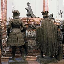 Grabdenkmal für Kaiser Maximilian I.