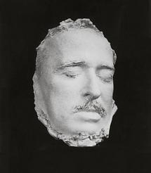 Totenmaske von Hugo von Hofmannsthal