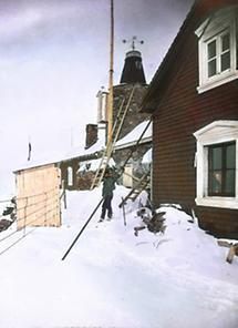 Zittelhaus am Hohen Sonnblick