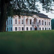 Jagdschloß in Hohenbrunn