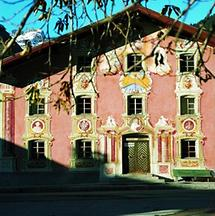 Gemeindeamt in Holzgau im Lechtal, Reutte, Tirol