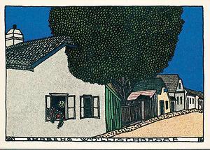 Wiener Werkstätte Postkarte Erdberg (1)