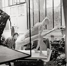 Im Atelier von Germaine Richier