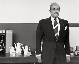 Der Designer Raymond Loewy