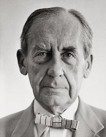 Portrait Walter Gropius