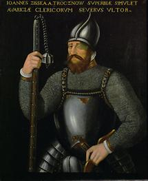 Johann Ziska von Trocnov