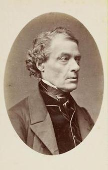 Portrait Josef Hyrtl