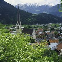 Pfarrkirche in Imst