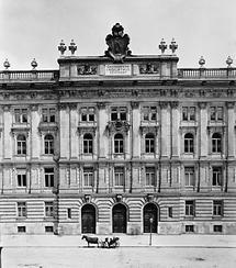 Wien: Haus der Industrie