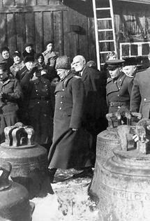 General Lebedenko und Kardinal Innitzer