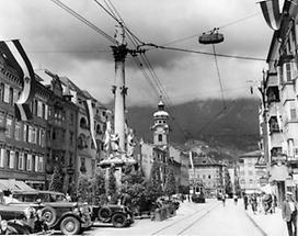 Maria Theresienstrasse in Innsbruck