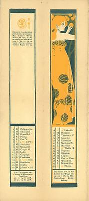 Kalenderblatt September für das Jahr 1900