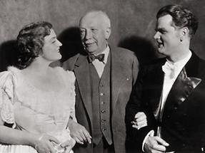 Richard Strauss mit Alfred Jerger und Viorica Ursuleac