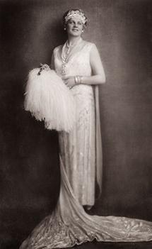 Maria Jeritza als Fedora