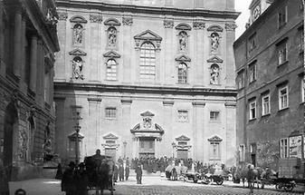 Die Jesuiten- oder Universitätskirche