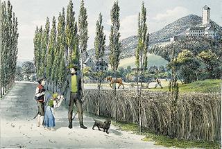 Erzherzog Johann in Ternberg