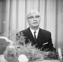 Bundespräsident Franz Jonas (1)