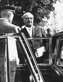 Bundespräsident Franz Jonas (2)