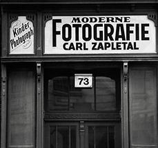 Fotostudio Zapletal in Wien