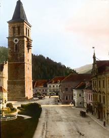 Campanile in Judenburg