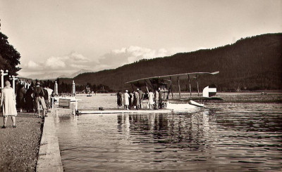 Pörtschach am Wörthersee, © IMAGNO/Austrian Archives