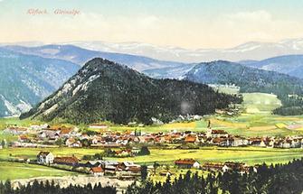 Köflach Panoramaansicht