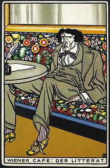 Wiener Werkstätte-Postkarte No. 532
