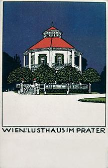 Wien: Lusthaus im Prater
