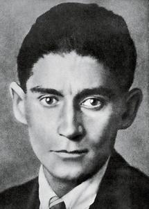 Prtrait Franz Kafka