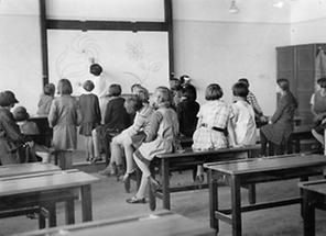 Eröffnung einer Schule