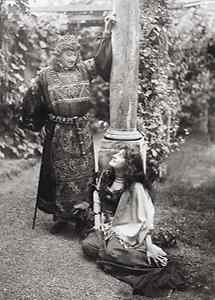 Josef Kainz und Rosa Albach-Retty