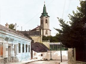 Kirche in Kalksburg