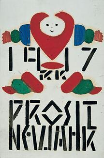 Prosit Neujahr 1917