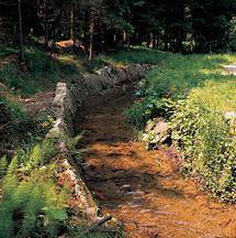 Der Schwarzenbergsche Schwemmkanal