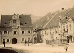 Rathaus in Kapfenberg