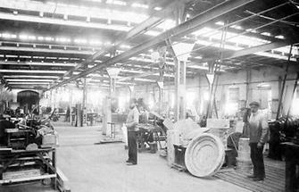 Fabrikshalle in Kapfenberg (1)