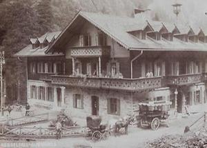 Alpenhaus am Kesselfall bei Kaprun
